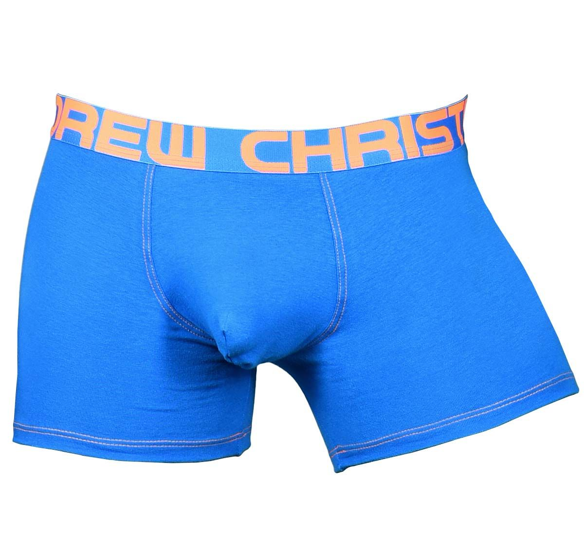 Andrew Christian Boxers ALMOST NAKED PREMIUM BOXER 91571, blue