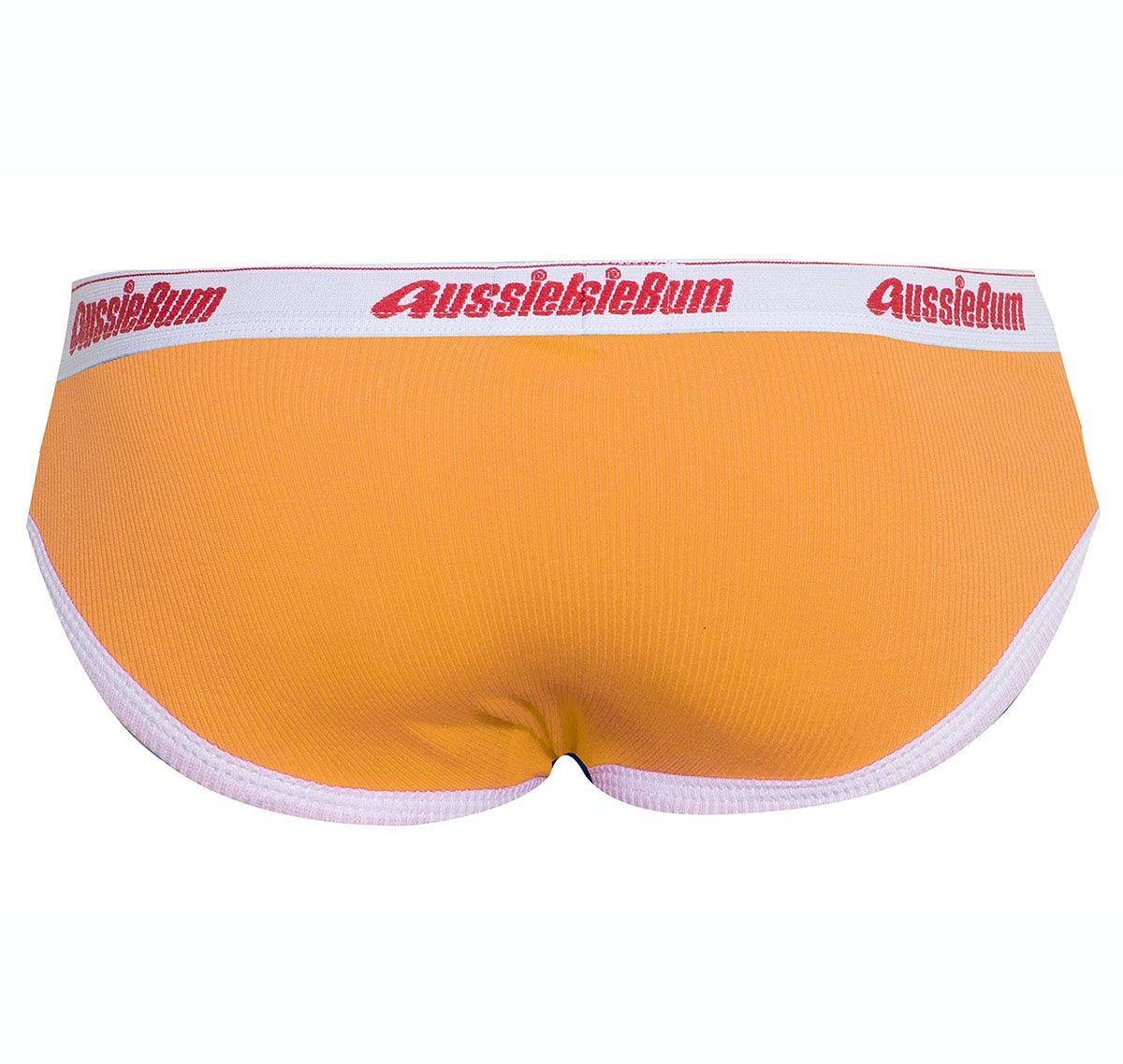 aussieBum Slip CLASSIC, amarillo