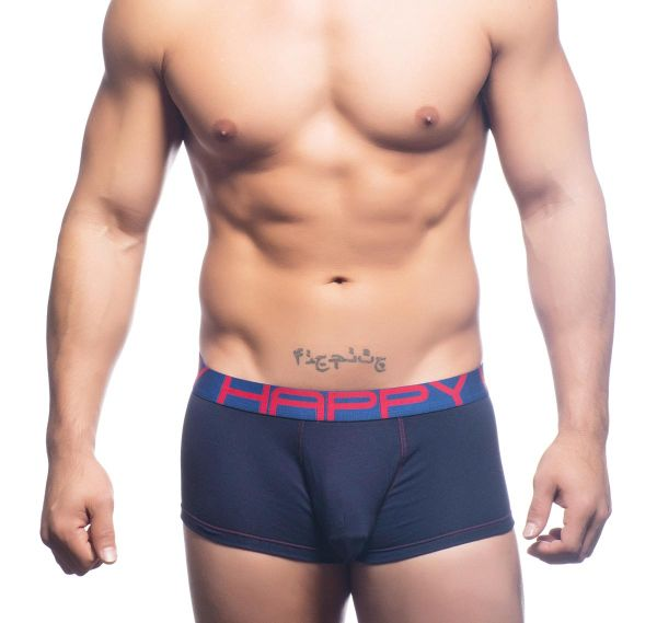 Andrew Christian Boxershorts PROJECT HAPPY BOXER 90502, navyblau