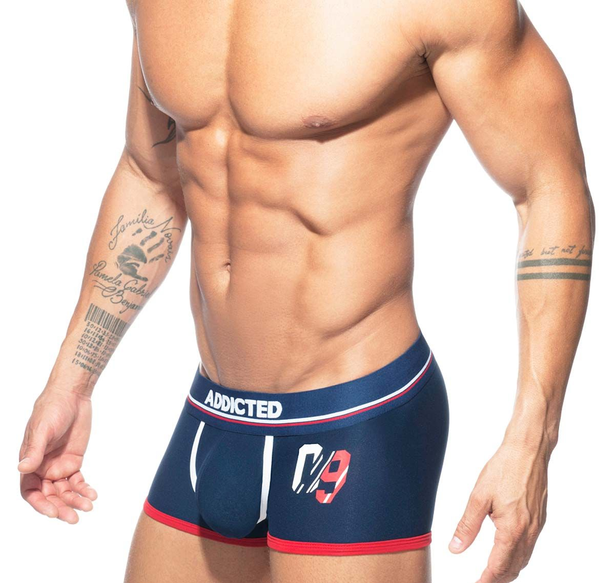 Addicted Boxers SPORT 09 BOXER AD708, navy