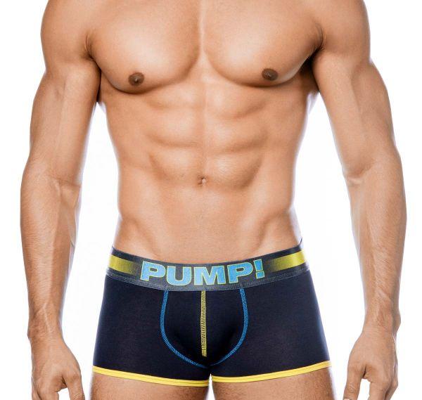 PUMP! Boxershorts PLAY YELLOW BOXER 11094, gelb