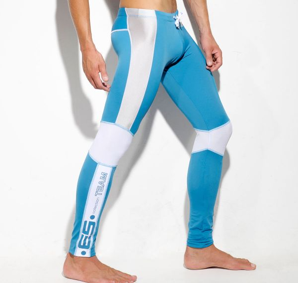 ES Collection SILVER RUNNING PANTS SP108, cobaltblau