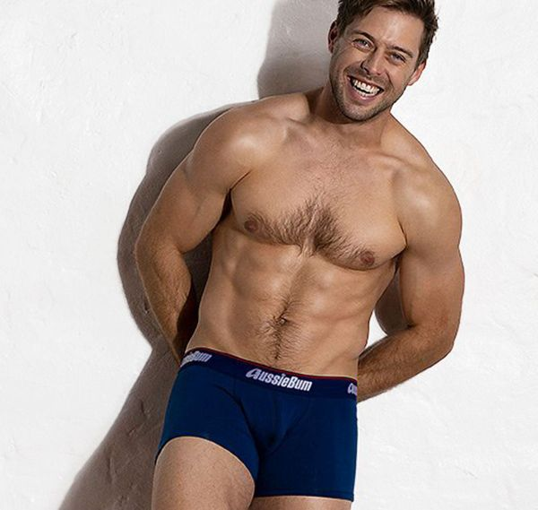 aussieBum Boxers COTTONSOFT REGATTA, navy