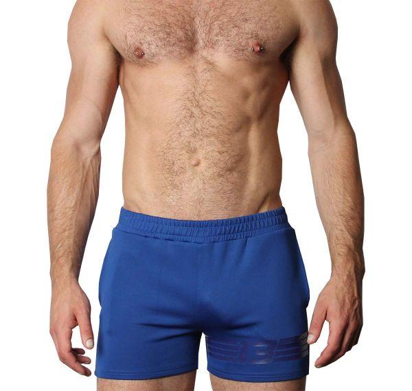 Cellblock 13 kurze Sporthose SPRINTER SHORT, blau