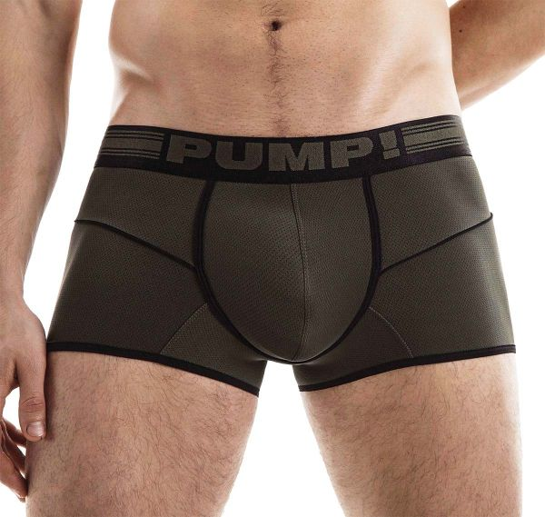 Pump! Boxershorts FREE-FIT BOXER 11071, military