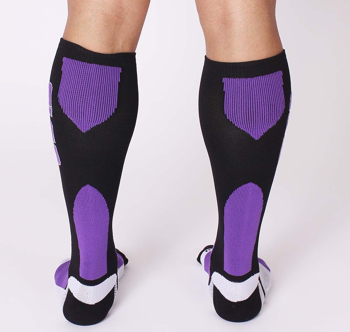 Cellblock 13 chaussettes de sport ARSENAL KNEE HIGH SOCK, violet