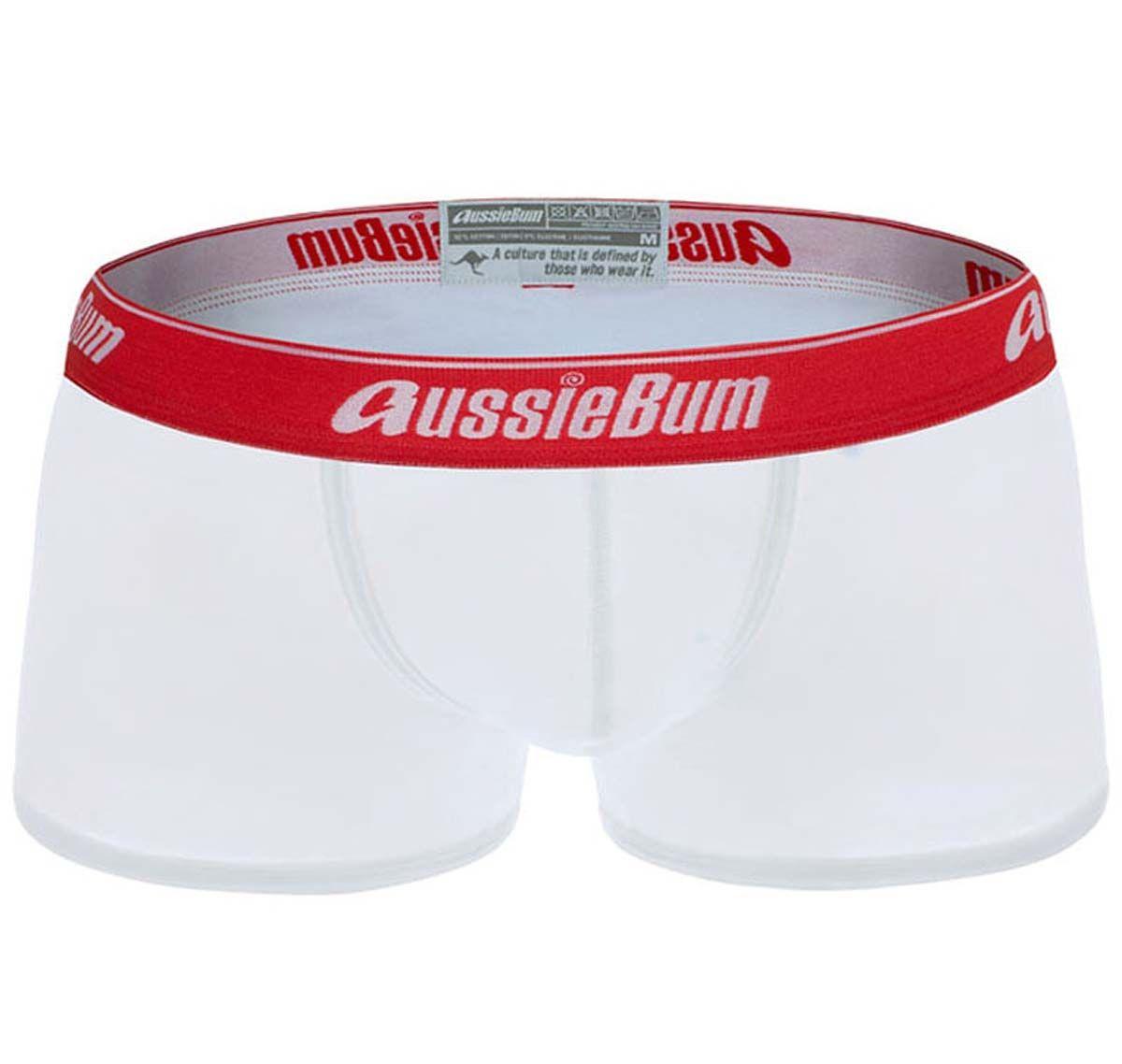 aussieBum Boxer COTTONSOFT INFERNO, weiss