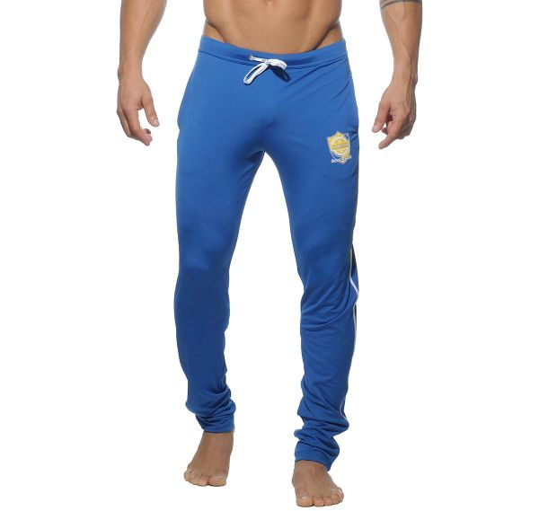 Addicted BAGGY SWEAT PANT AD267, royalblau
