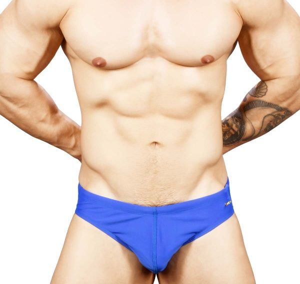 Andrew Christian Swim Brief PRIDE RAINBOW BIKINI 7740, blue