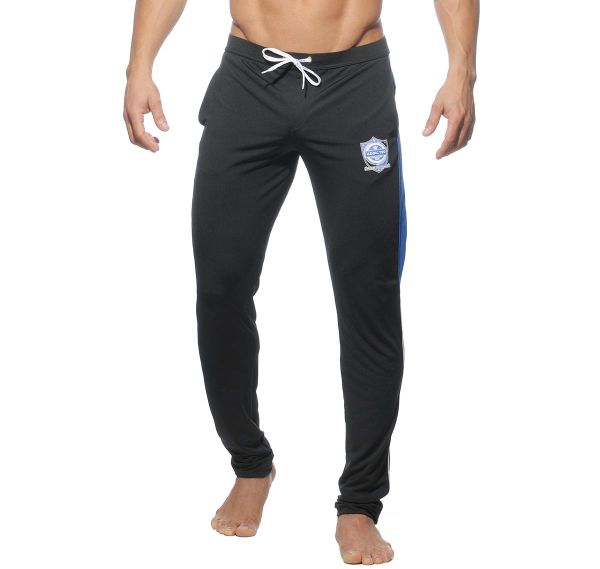 Addicted Sporthose BAGGY SWEAT PANT AD267, schwarz