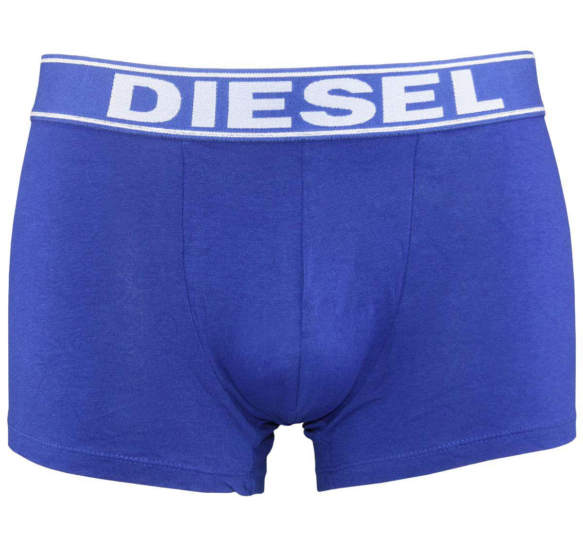 Diesel Paquet de 3 Boxer D6013-02 SHAWN BOXER 00SAB2-0LAHZ-02, blanc/gris/bleu