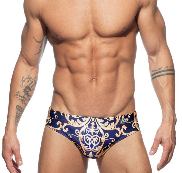 Addicted Badehose VERSAILLES SWIMBRIEF ADS203, navy
