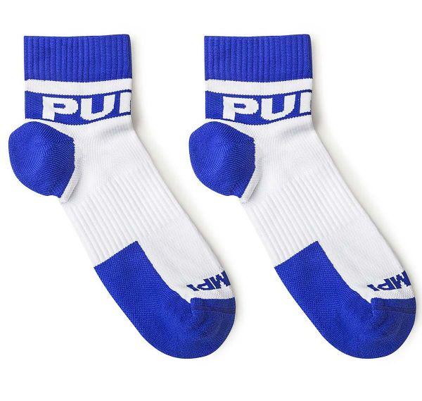 Pump! Socken ALL-SPORT ICE SOCKS 41002, weiß/blau