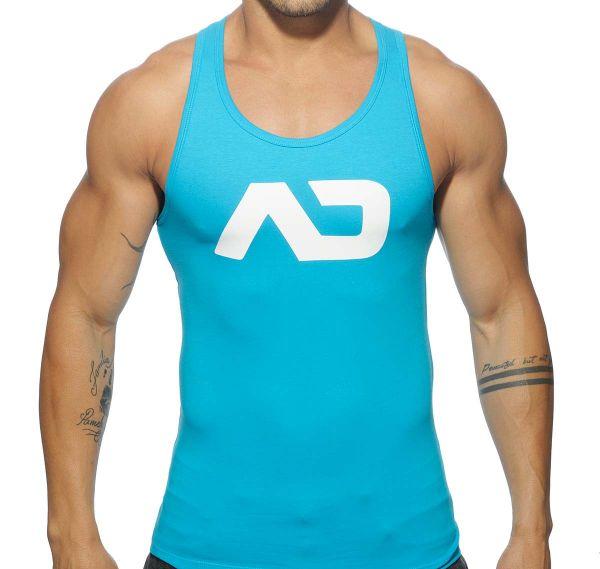 Addicted Sportshirt BASIC AD TANK TOP AD457, türkis