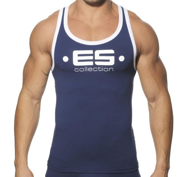 ES Collection Tank Top 202, navy