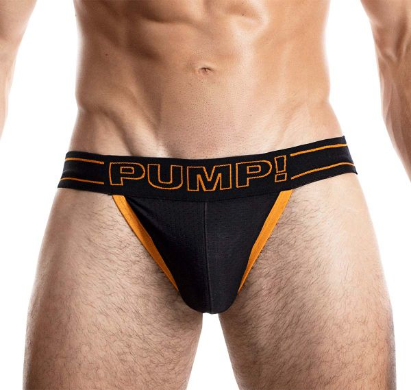 Pump! Jockstrap NIGHTLIGHT JOCK 15043, schwarz