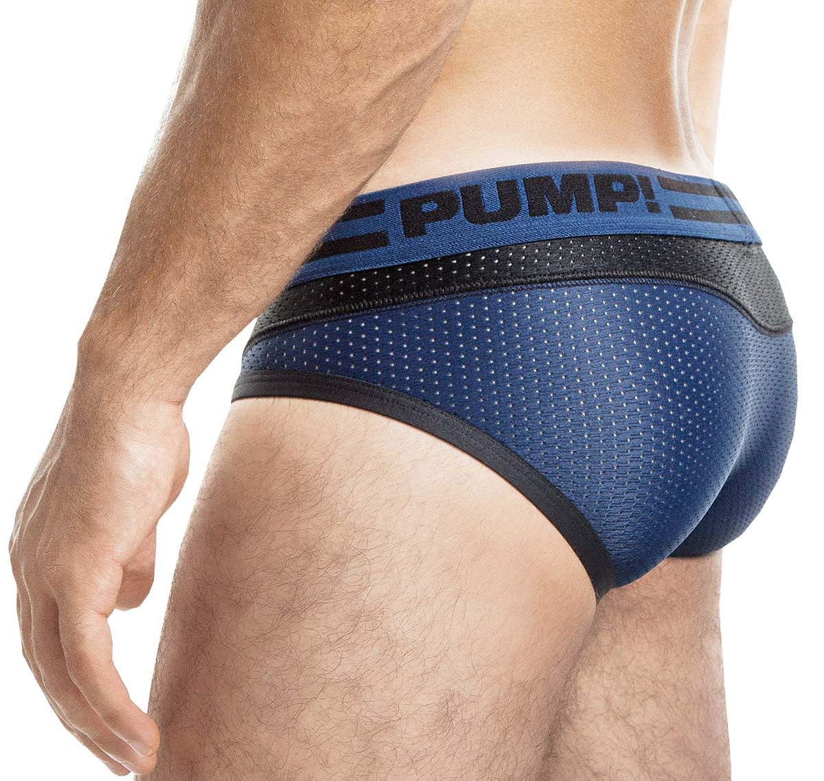Pump! Slip MIDNIGHT BRIEF 12040, navy
